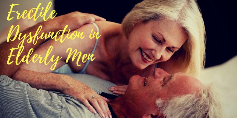 erectile dysfunction in elderly men